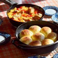 調理も後片づけも楽らく♪アウトドア料理に学ぶ「スキレット1つ」で作れる簡単レシピ