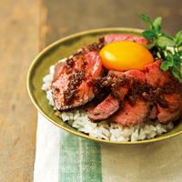 柔らかお肉を堪能しよう♪東京都内『ローストビーフ丼』巡り&自家製レシピ