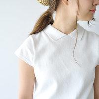 一枚でサマになるベーシックアイテム。【ポロシャツ】の素敵な着こなしコーデ集