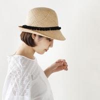 マンネリしがちなヘアスタイルに◎夏コーデをおしゃれに変える帽子とヘアアクセ