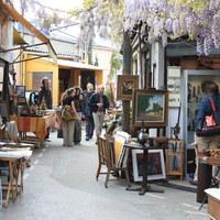 """アンティークと出会う可愛いフランス旅へ♪""""パリ3大蚤の市""""を巡るおさんぽガイド"""