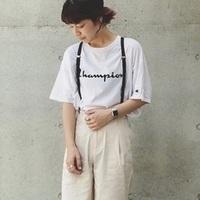 誰でも簡単*【シンプルTシャツ】をオシャレに着こなす6つのポイント