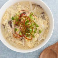 一品加えたら、満足ごはんの出来上がり。簡単「中華スープ」のレシピ集合♪