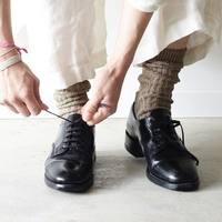 足元をシックに決める「レザーシューズ(革靴)」ではじめる大人の秋コーデ