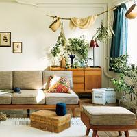 『流木』をインテリアのアクセントに。自然素材を上手に取り入れたお部屋づくり