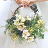 すてきな花言葉で彩って。〈夏の花〉でつくるウエディングブーケ