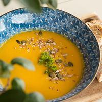 暑い夏の献立にいかが?アレンジ豊富な『冷製かぼちゃスープ』のおいしいレシピ特集