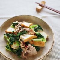 アレンジ次第で美味しさ無限大!名コンビ「小松菜×豚肉」で作る人気おかずレシピ集