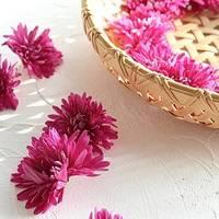 9月9日は「重陽の節句」*ひと足先に菊尽くしで秋のテーブルを演出しませんか?