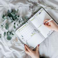 予定を書くだけじゃもったいない!毎日を充実させる【手帳タイム】が楽しくなるヒント