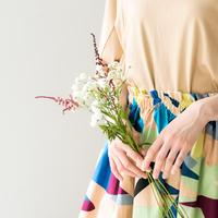 【連載】cocca×キナリノ「素敵な布ではじめるソーイング」 vol.2-ギャザースカート