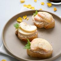 前菜、メイン、スープにスイーツまで。彩りも味もやさしい「旬の桃」を味わうレシピ