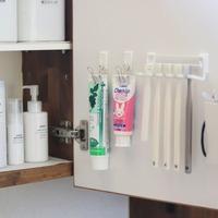 デットスペースを賢く活用◎工夫がいっぱいの「洗面所・収納アイデア」