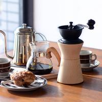 挽きたてって良い香り。【コーヒーミル】からはじめる珈琲のある暮らし