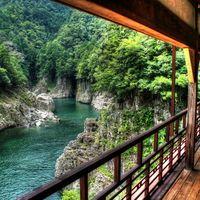 次の週末は秘湯に出掛けよう。自然豊かな【関西】の温泉地ガイド
