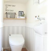 """家族みんながホッとする。いつもの""""トイレ""""をより快適で落ち着ける空間にしてみませんか?"""