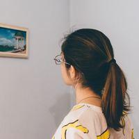 """海外のインテリアみたいに♪賃貸のお部屋に""""アート""""を素敵に飾るテクニック"""