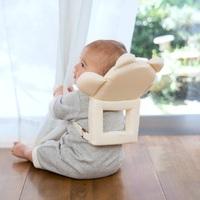 赤ちゃんのごっつん防止に背負わせたい。やわらか&可愛らしい『クッションリュック』