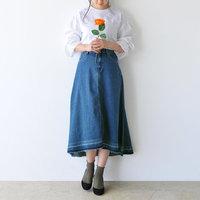 そろそろ新しい一枚を。着こなしがこなれる【デニムスカート】カタログ