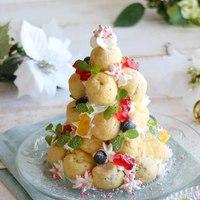 大切なお祝いの日に♪フランスのウェディングケーキ「クロカンブッシュ」の作り方