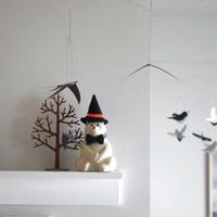 我が家は大人にさりげなく*【ハロウィンインテリア】の飾り付けアイデア
