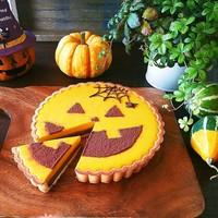 子供と一緒に作っても♪オバケかぼちゃに心踊る「ハロウィンスイーツ」レシピ