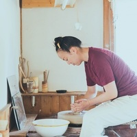 vol.90 陶芸作家・藤居奈菜江さん 土の個性を慈しむように。自然が織りなす、やさしい色の世界