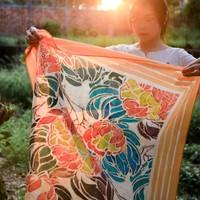 異国の布文化を巡るvol.1~インドネシア伝統の「バティック」が織り成す美しい世界