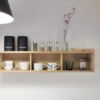 賃貸でもOK◎【無印良品】の人気「壁に付けられる家具」でスペースを有効活用♪
