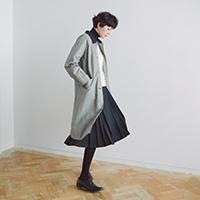 大人になっても、ずっと好き。菊池亜希子さんが着る「フレンチカジュアル」秋コーデ