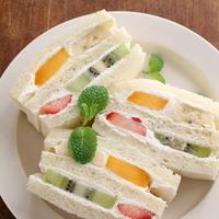 《果物×パン》のおいしいアート♪「フルーツサンド」の作り方&簡単アレンジレシピ