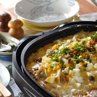 焼き、蒸す、炊き込む…もっといろいろ楽しみたい「ホットプレート」活用レシピ♪