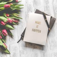 書いて、貼って、楽しもう♪毎日がもっと充実する<ノート&手帳>の複数使い