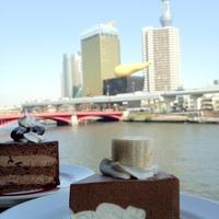 ゆったりできる景色と時間がごちそう。東京都内「景色も楽しめるカフェ」