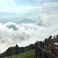 幻想的な雲の上の世界。「SORA terrace(ソラテラス)」で感動体験