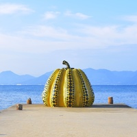 ゆったり流れる島時間でアートに浸る【瀬戸内の島巡り】
