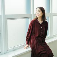 【連載】AYURA×Amorpropio「バランスの良いひと」 Vol.3-アーティスト・安藤裕子さん