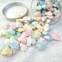 昔懐かしい「折り紙」がお部屋のデコレーションに*立体「折り紙」の折り方