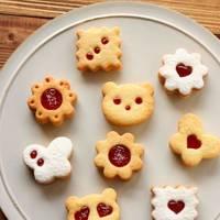 サクサク?しっとり?秋のお茶会はみんなが大好きな「クッキー」を作ろう♪