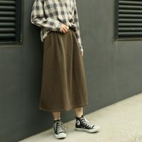 暖かくておしゃれ♪「キルティングスカート」で秋冬もスカートスタイルを楽しもう