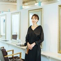 【連載】AYURA×キナリノ「バランスの良いひと」   Vol.4-「Cyan」美容師・井本雅子さん