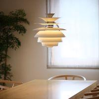 北欧照明でセンスのある空間に。「ルイスポールセン」の名作照明たち