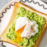 簡単&おしゃれなパン朝食♪フォトジェニックな「アイデアトースト」図鑑
