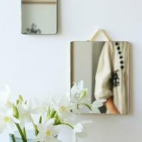 毎日見るものこそこだわりたい。素敵な「鏡」で気分も美意識もアップ♪