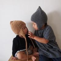 親子でお出かけしたくなる*絵本の小人さんみたいな、わくわく『キッズ帽子』カタログ♪