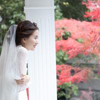 紅葉も素敵。四季の表情が楽しめる神戸「北野ガーデン」で特別なウェディング