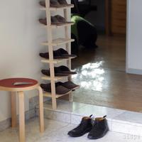 突っ張り棒やボックスを上手に使って。ブロガーさんに学ぶ『靴』の収納アイデア&おすすめグッズ