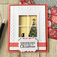 手書きのあたたかさがいいよね*大切な人に送って楽しい「クリスマスカード」