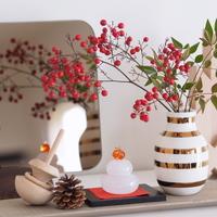 新年も我が家らしく*さりげなく楽しむ「お正月飾り」のアイデア