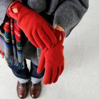 手元も冬支度をはじめよう。毎日使いたくなるおしゃれな「手袋」カタログ